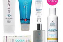 Sunscreen, SPF, UVA/UVB Skincare / Sunscreen, SPF, UVA/UVB Skincare