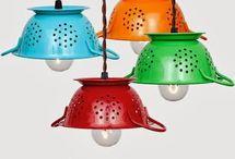 lampade varie