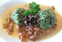 Vegetarische Rezepte / Es muss nicht immer Fleisch sein! Hier findet ihr viele tolle Ideen für euer vegetarisches Mittagessen. Genau das Richtige für Vegetarier und Leute, die ab und zu mal einen fleischfreien Tag einlegen möchten.
