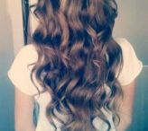 Hair styles / Beautiful hair, stylish hair styles, long hair