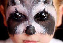 Makeup  animaux