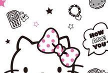 sfondi Hello Kitty ≧◠‿◠≦