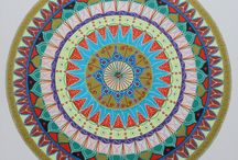 Mandalas I make