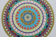 Mandalas I make