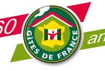 Label Gîtes de France / Le label Gîtes de France, label de qualité depuis 1955. Site web : https://www.gites-de-france-loiret.com/fr/page/label-gite-de-france