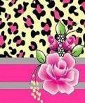Flores e onça