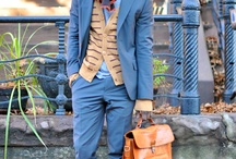 men's style / by Susan In France