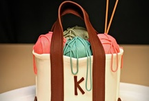 Bag & Shoes Cakes