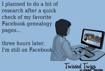 Genealogy ~ Giggles