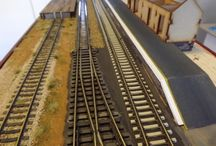 How to make ballast for model train layouts
