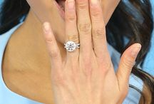 Favourite Celebrity Engagement Rings