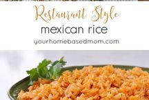 Recipes - Mexican