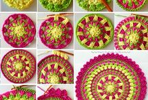 Crochet ideas for the home