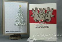 SU! Christmas ideas