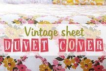 duvet / bedcover