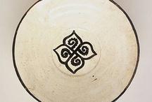 Nishapur Bowl  (Slip Tec)