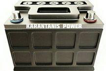 Karantanis battery / Μπαταρίες