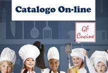 Catalogo online GF Cucine, scopri il nostro mondo