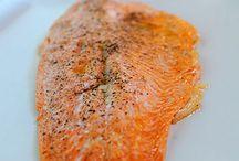 Fish recipes / by Shannon Parlagreco