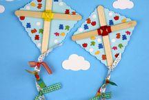 Kids Craft / Craft activities for children aged 4-10.