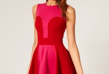 red and hot pink party / by Dana Willard