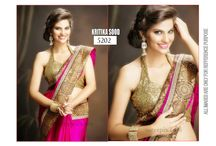 Bollywood replica exclusive designer sarees 5202 to 5214 / For inquiry Call or Whatsapp @ 09173949839