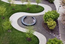 Landscape | Inspiration / Get inspiration for designing some of the best outdoor space you will ever see!