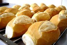 Pão caseiros