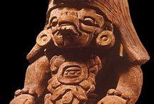 Mezoamerika:toltékok,zapotékok...