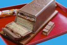 Kitkatchunky taart