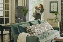 Living Room Ideas / by Candice McNamara