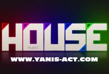 Yanis Act House Music Mix Collection