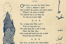 Poems, rhymes, songs