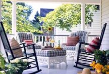 Porch Perfection / by Bec@Little Lucy Lu