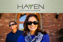 May - Mother's Day by Haven / Mother's Day is the second Sunday in May and what best way to celebrate mom than with a great pair of Haven fits over sunglasses or clipons. www.havenfitsoversunwear.com