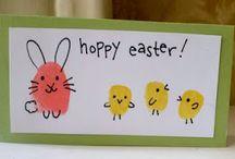 preschool easter/ spring