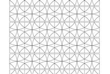 Geometric Coloring Pages for Free