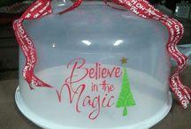 Christmas Cricut Ideas