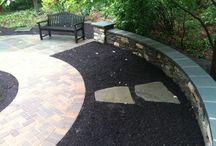 Meditation Gardens / Gardens created for meditation and memorial services