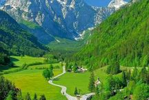 Alpene og norditalia