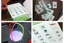 science lab ideas / by Yvonne De Varona