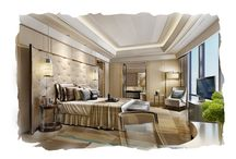rich bed rooms