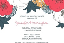 Baby/Bridal Showers