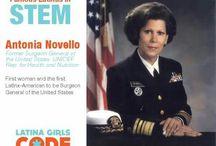 Latinas in STEM