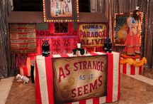 The Night Circus / Party Theming and Ideas based on 'The Night Circus'
