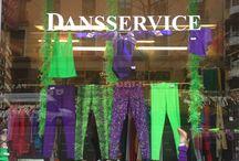 Butik / Stockholms Dansservice Hornsgatan 71