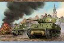 Amerikaanse tanks