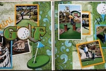 Scrapbook Layouts / by Courtney Hall