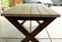 Picnic Table Ideas