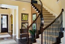 Image Design Stairs - IDEAS / Some great ideas to get your thoughts rolling on your monumental or curved staircase